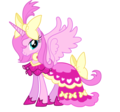 Princess Luna turned PINK?!?!? - princess-luna photo