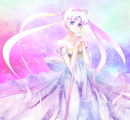 세일러 문 바탕화면 entitled Princess Serenity