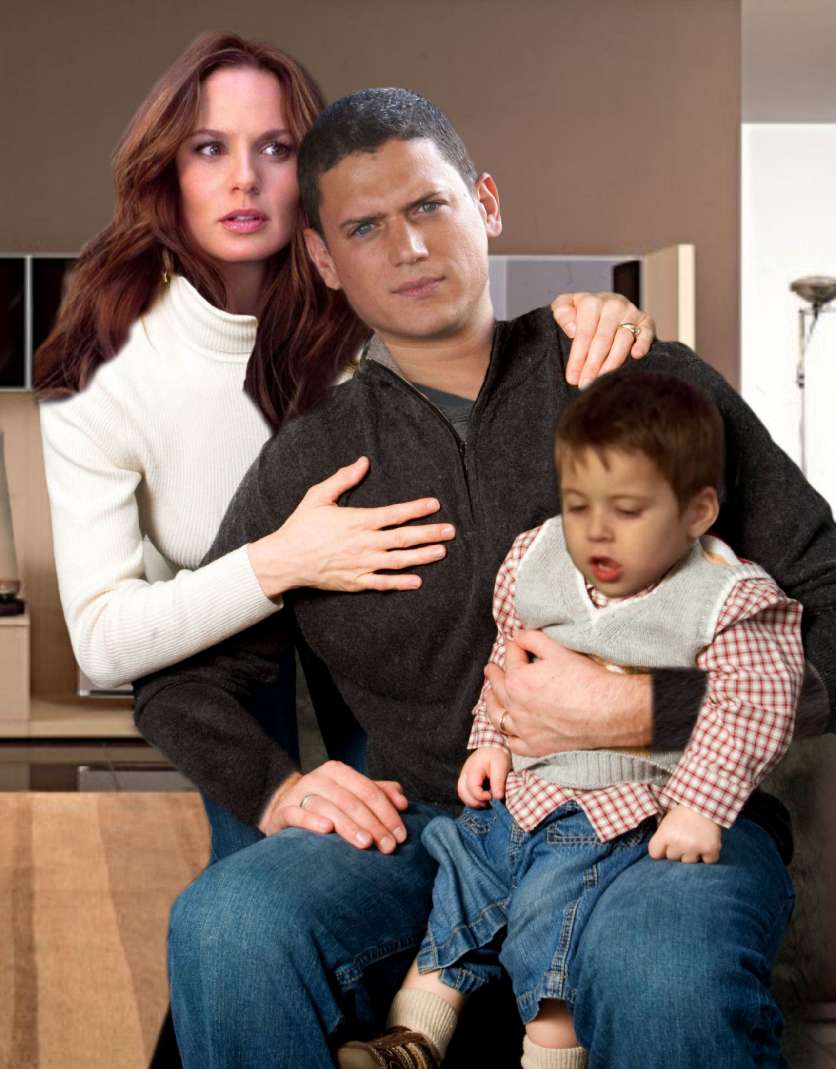Prison Break - Family Scofield