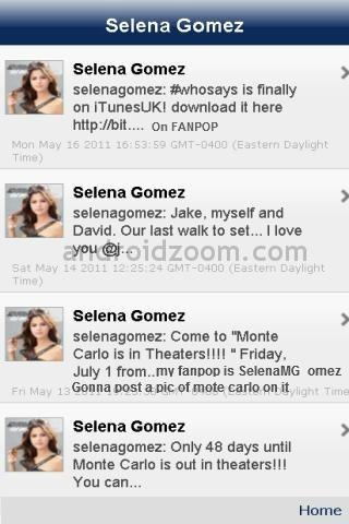 Proof SelenaMG_omez is fake!