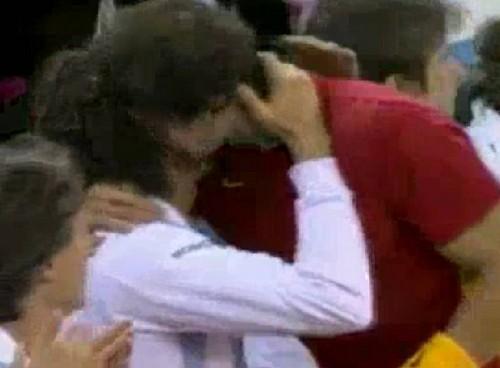 Rafa Nadal DC baciare 2011