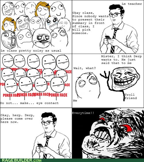 Funny Meme Rage Comics : Random rage comics