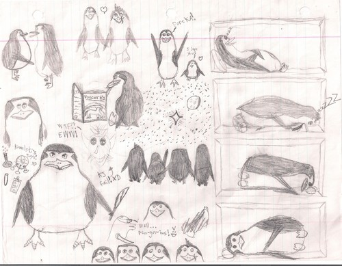 बिना सोचे समझे Sketches!