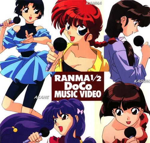 Ranma 1 2 Doco ( Shampoo )
