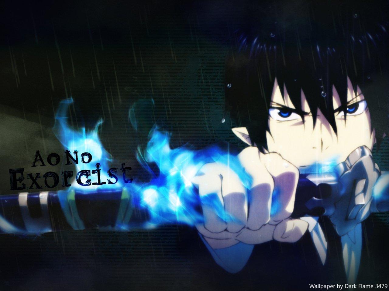 Blue Exorcist (青の祓魔師) Rin-Okumura-blindbandit92-27386265-1280-960