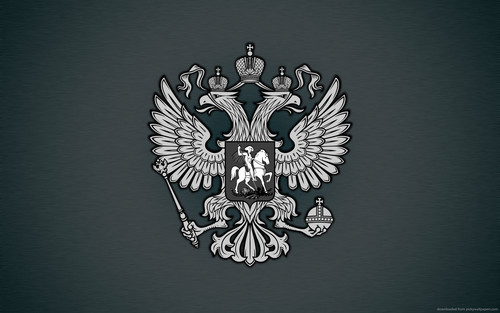 Russian Federation mantel of arms