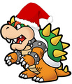 Santa Bowser - nintendo-villains photo