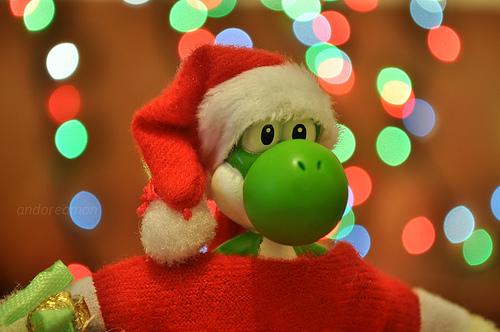 Santa Yoshi