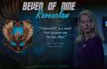 Seven of Nine - Ravenclaw