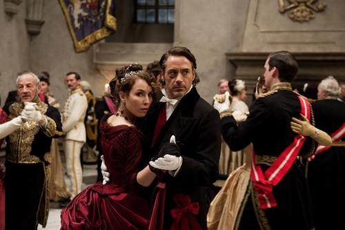 Sherlock Holmes (2009 Film) 바탕화면 entitled Sherlock Holmes 2. promo