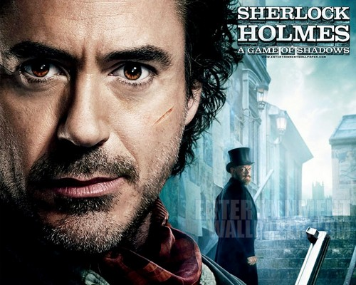 Upcoming Movies images Sherlock Holmes: A Game of Shadows [2011] HD wallpaper and background photos
