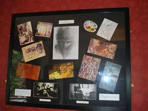 Some of Stuart's paintings