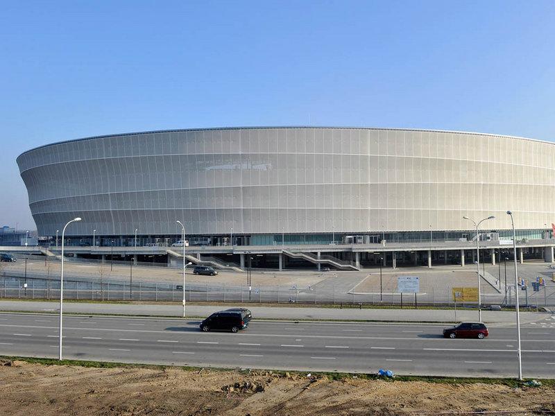 Stadion Miejski, Wroclaw (Poland)