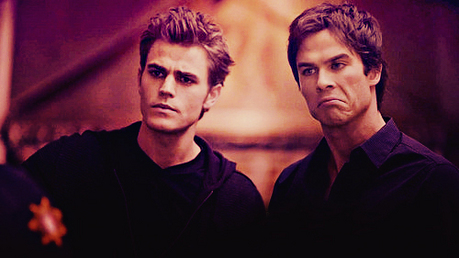 Stefan and Damon :)
