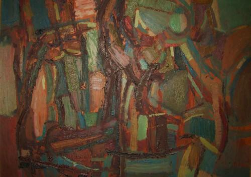 Stuart's orginal late painting