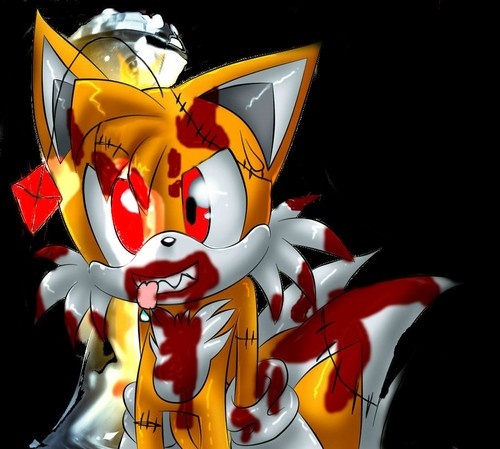 Tails Doll