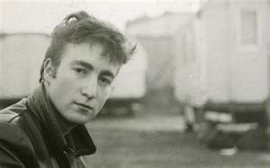 Teenage John Lennon