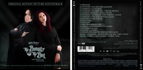 The Beauty+the Bat-Soundtrack Cover