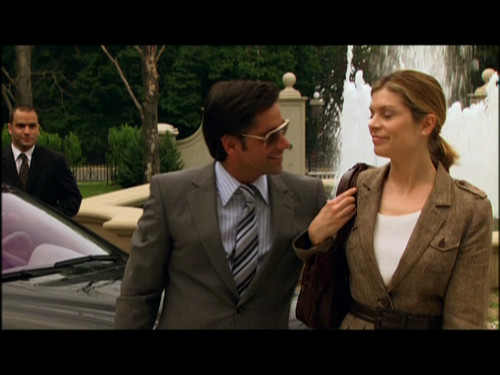 John Stamos fond d'écran containing a business suit and a suit titled The Two Mr. Kissels