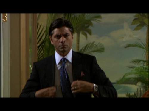 John Stamos fond d'écran with a business suit, a suit, and a single breasted suit entitled The Two Mr. Kissels