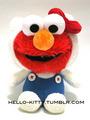 Tiny Elmo =P