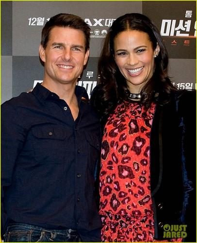 Tom Cruise: 'Ghost Protocol' Press Conference in Korea!