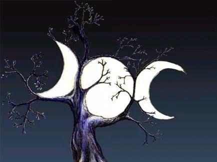 Triple Moon )O(