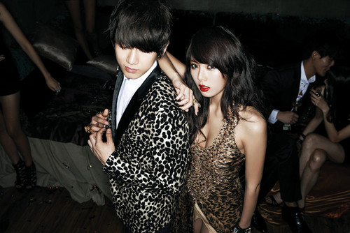 K-pop Обои entitled Trouble Maker