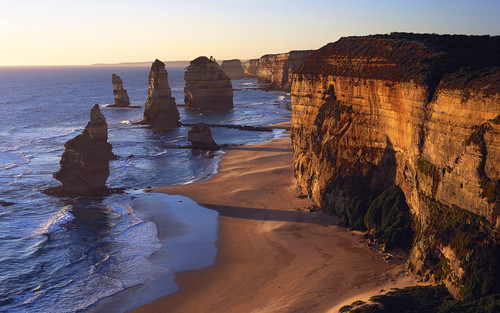 Twelve Apostles, Port Campbell National Park, Victoria, Australia - australia Wallpaper