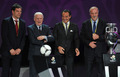 UEFA EURO 2012 Final Draw Ceremony