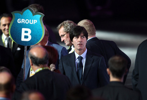 UEFA Euro 2012 wallpaper with a business suit titled UEFA EURO 2012 Final Draw Ceremony