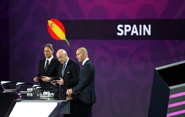 UEFA EURO 2012 Final Draw Ceremony