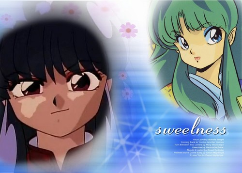 Urusei Yatsura hình nền possibly containing anime entitled Urusei Yatsura_Lum