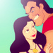 Vanessa/Gaston Icon - vanessa-and-gaston icon