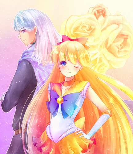 Venus and Kunzite