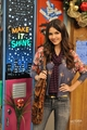 Victorious 'A Chrsitmas Tori' stills & behind the scenes