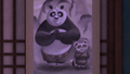 Wall painting from LOA - kung-fu-panda-legends-of-awesomeness screencap