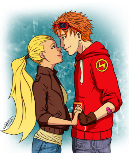Wally and Artemis FOREVER AND EVA!