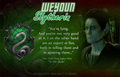 Weyoun - Slytherin - star-trek-deep-space-nine fan art