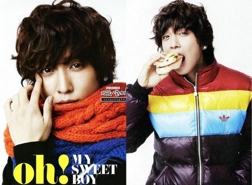 Yong Hwa for High Cut - jung-yong-hwa Photo