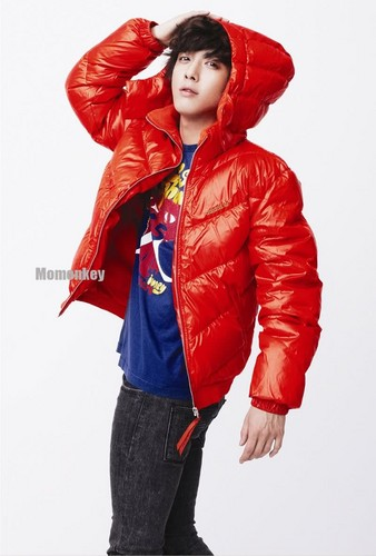 Jung Yong Hwa wallpaper containing an outerwear titled Yong Hwa for High Cut