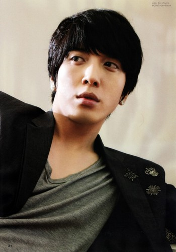 Yong Hwa in Kstar Lovers