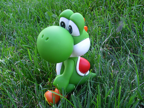 Yoshi images Yoshi! wallpaper and background photos