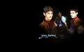 Young Warlock :) - merlin-the-young-warlock wallpaper