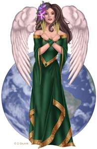 angel of earth