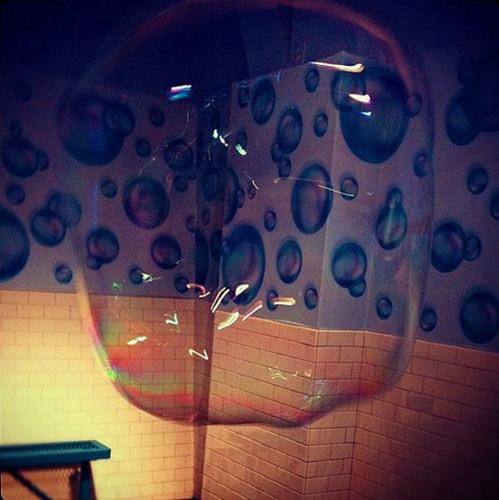 bubble bieber instagram., 2011