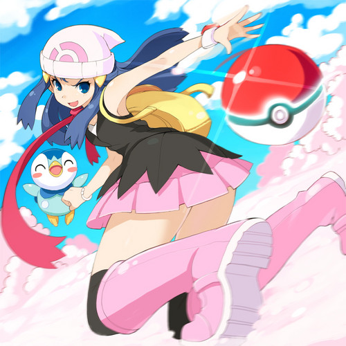dawn is sexy - pokemon-girls-sexy Photo