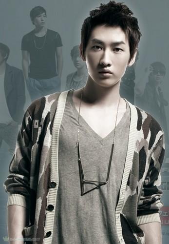 Lee Hyukjae / Lee Eunhyuk پیپر وال entitled eunhyuk <3