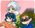fubuki haruna (and jude)