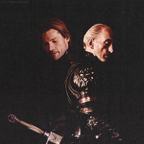 Tywin & Jaime